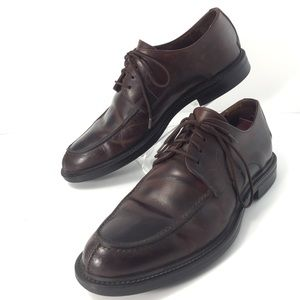 Johnston and Murphy Oxford Shoes Sz 9